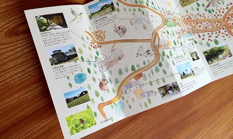 丸森町ガイドマップ