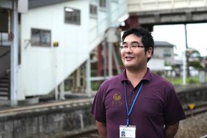 <町の移住担当者に聞く>「誰かのために」という想いを行動に変えていく/涌谷町 櫻田陽平さん