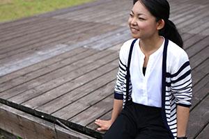 人も自然も魅力が尽きない川崎町で理想の暮らしを叶える/山﨑杏美さん