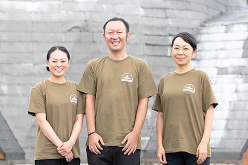 「ここだからこそ」の価値とは /澁谷剛さん、菊地麻衣子さん、佐藤弥絵さん