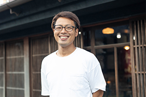 生粋のハマっ子、蔵のまちに現る /森田雄士さん