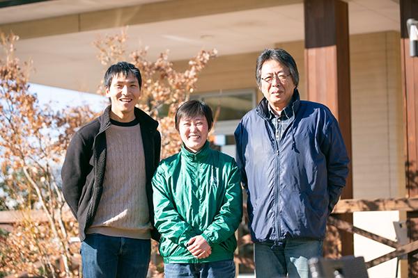 地域への思いを食を通じて形にする /佐藤裕美さん、斉藤惠一さん、菅原和哉さん
