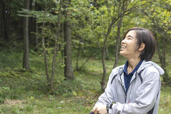 『小さい頃からの教え』を胸に栗原の地へ/菊田明日香さん